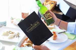 Cajas gourmet GoodelitBOX