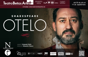 Entradas Otelo de William Shakespeare