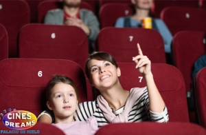 Cines Dreams: entradas de cine
