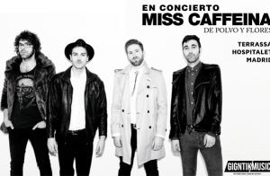 Miss Caffeina: conciertos fin de gira