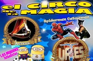 Entradas El Circo de la Magia por 3€