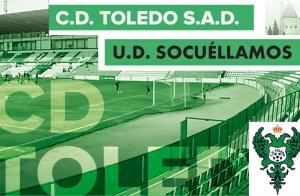 Entradas CD TOLEDO - U.D SOCUÉLLAMOS