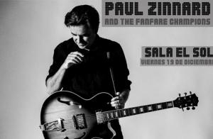 Entradas Paul Zinnard 5,5€