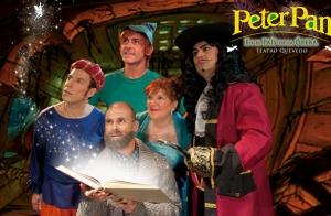 Entradas Peter Pan Teatro Quevedo