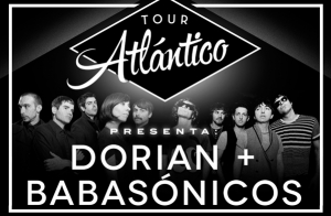 Entradas concierto Dorian por 12 €