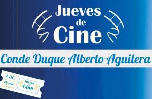 Entradas para el Jueves en Cine Alberto Aquilera