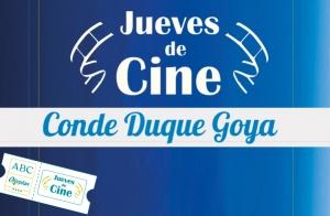 Entradas para el Jueves en Cines Goya