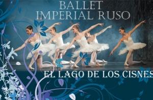 El Lago de los Cisnes: Ballet de San Petersburgo