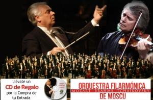 Orquesta Filarmónica de Moscú en Zaragoza