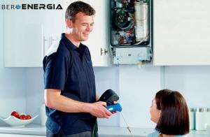 Revisión de caldera y mantenimiento