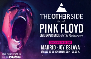 Entradas Pink Floyd Live Experience